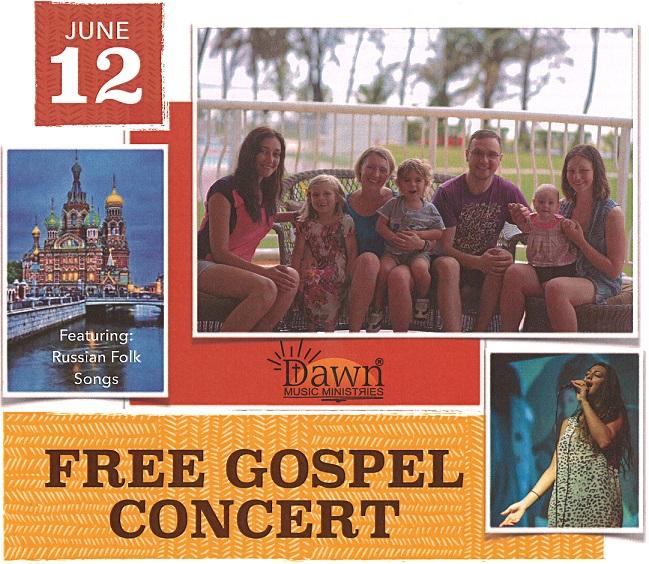 Dawn Concert