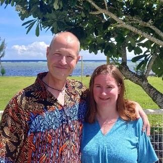 Pastor Sean and Katryn